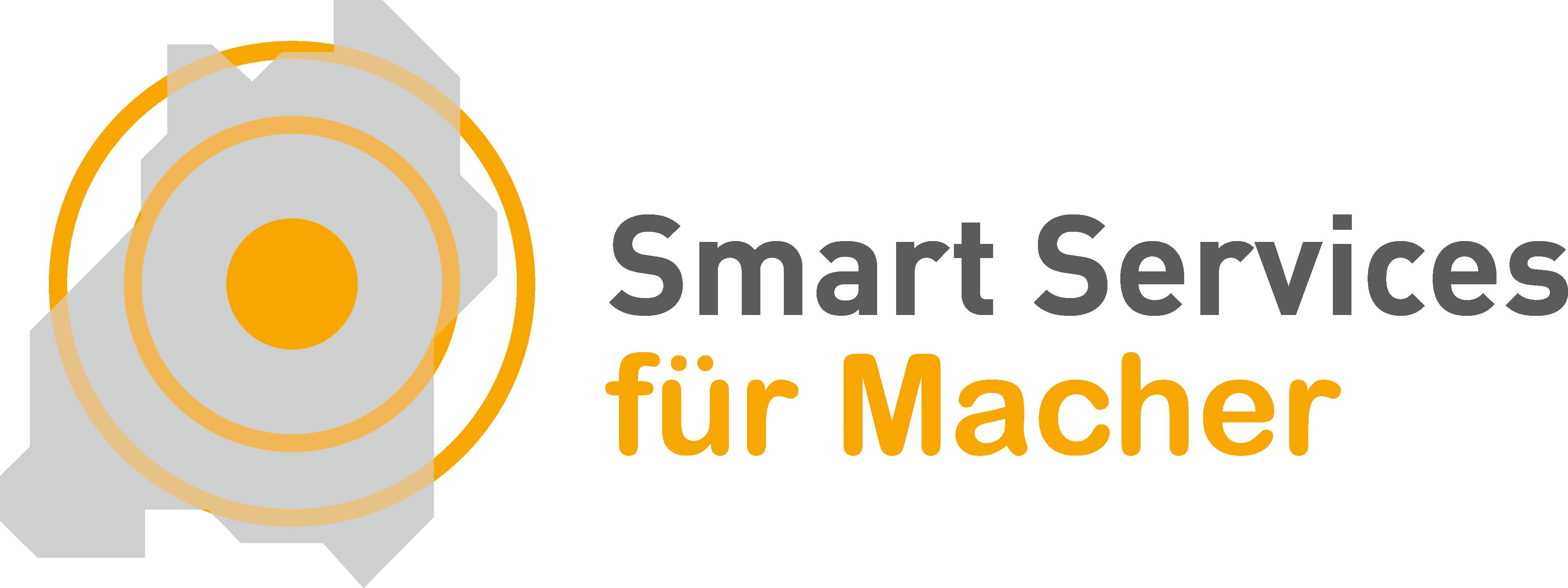 Logo Smart Services für Macher